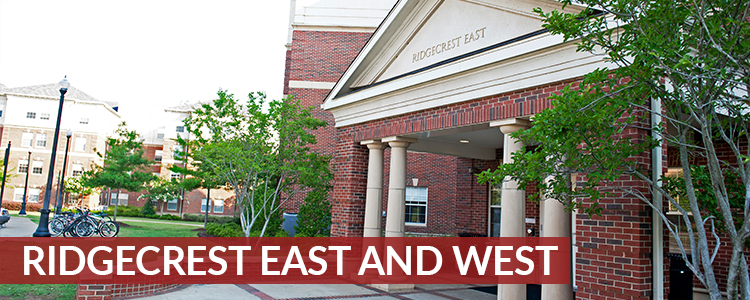 Ridgecrest East and West