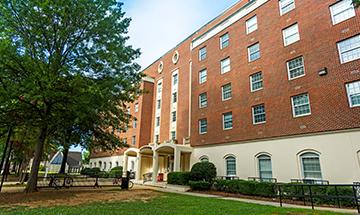 Parham Hall