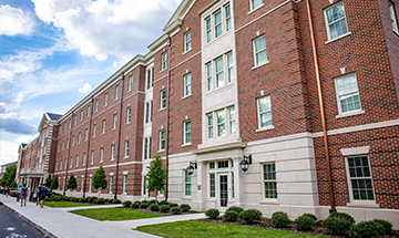 New Freshman Hall