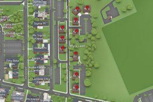 Bryce Lawn Map