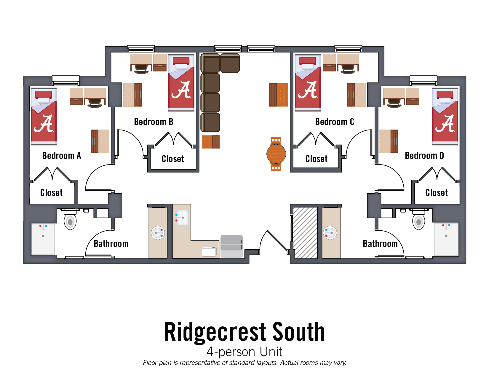c648c18b Ridgecrest South - Housing and Residential Communities