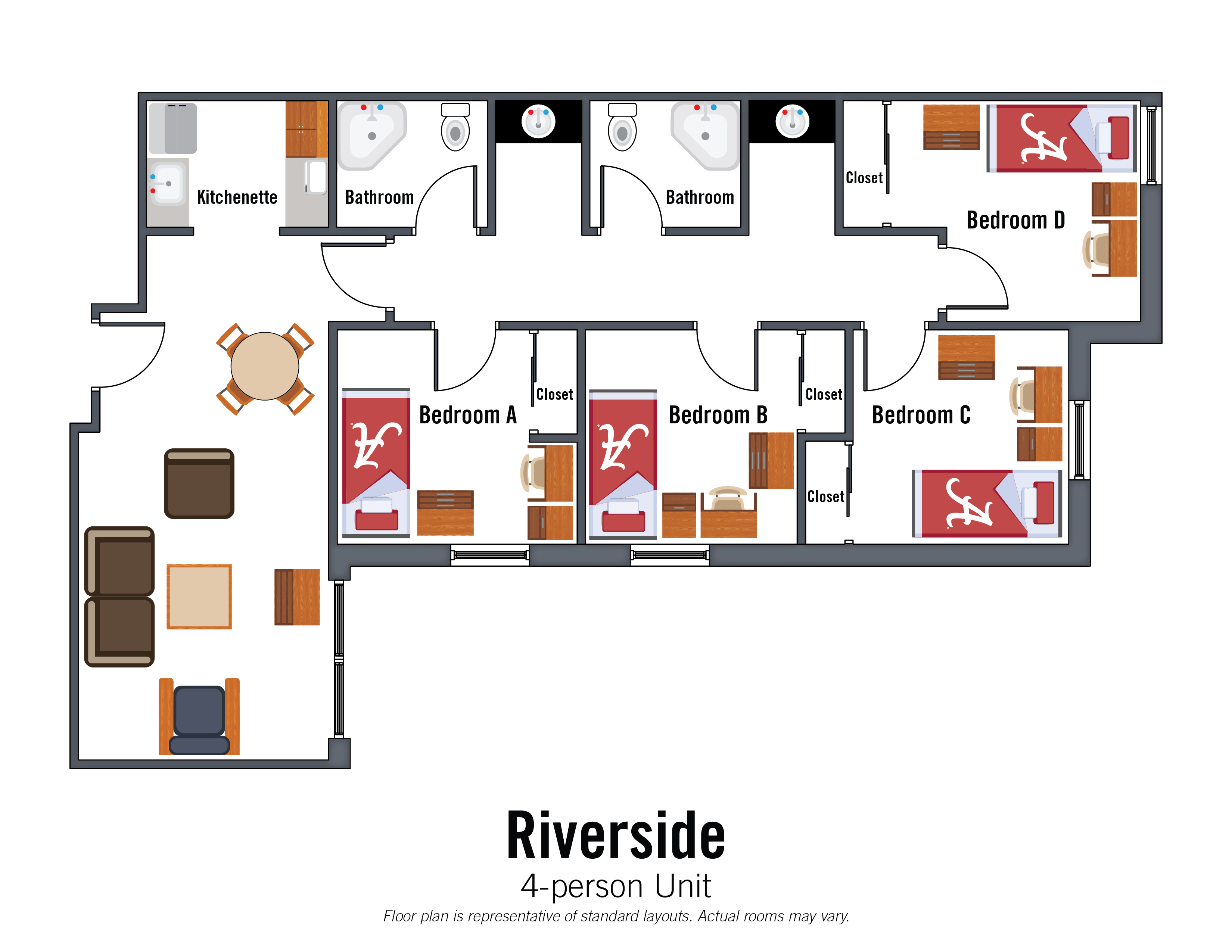 Riverside Housing And Residential Communities