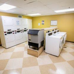 UA Blount Laundry Room