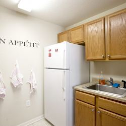 UA Suite Kitchenette