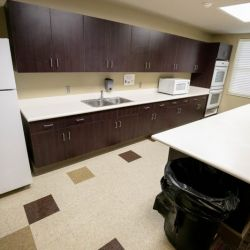 UA Presidential Village Kitchen