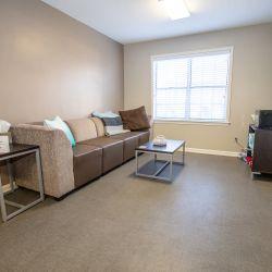 UA Highlands Apartment Living Room