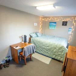 UA Highlands Apartment Bedroom