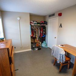 UA Highlands Apartment Bedroom