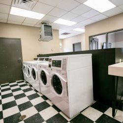 UA Highlands Apartment Laundry Room