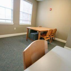 UA Riverside Study Room
