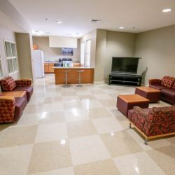 UA Ridgecrest East and West Community Space