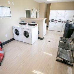 UA Ridgecrest East and West Laundry Room