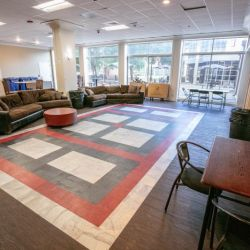 UA Burke Game Room