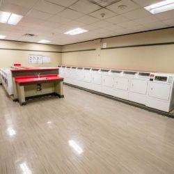 UA Burke Laundry Room
